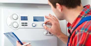 riparazione di caldaie
